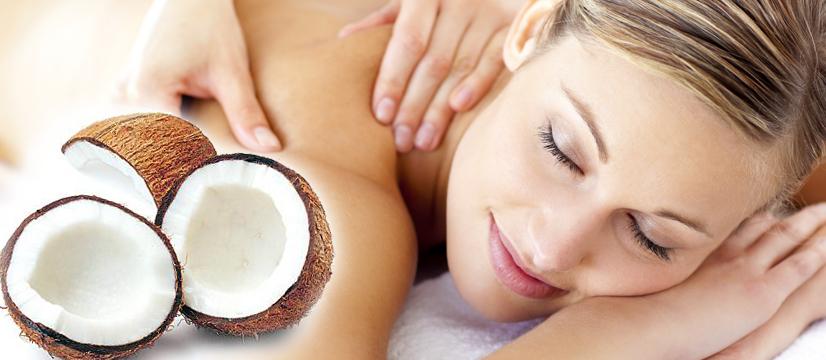 Kokosovo ulje za masažu