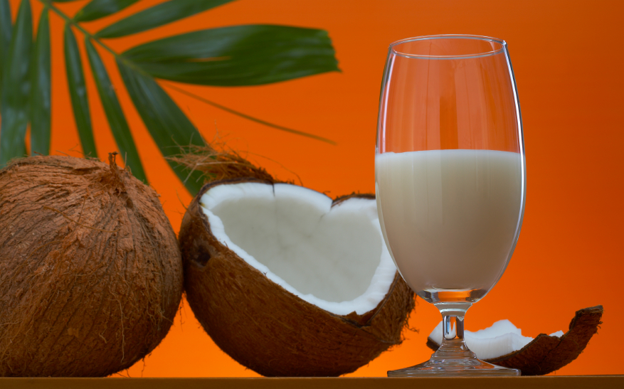 kalorije u kokosovom mleku