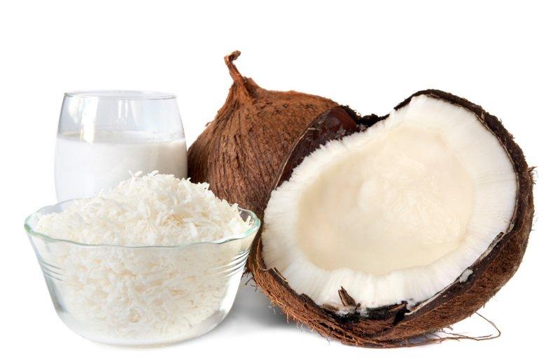 kokosovo mleko u ishrani
