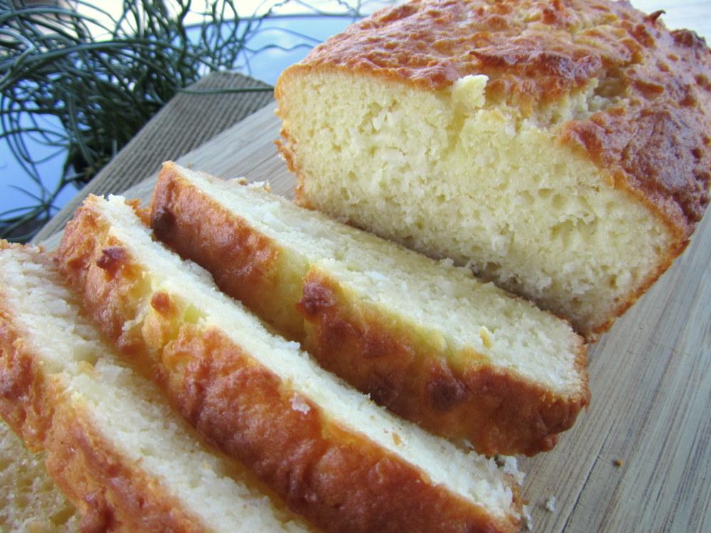recept za pripremu hleba od kokosovog brasna