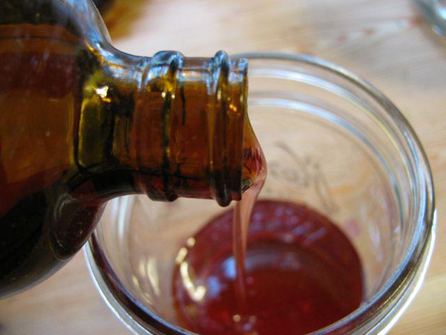 recept za pripremu kantarionovog ulja