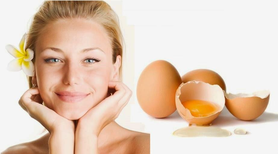 maska za kosu od jaja