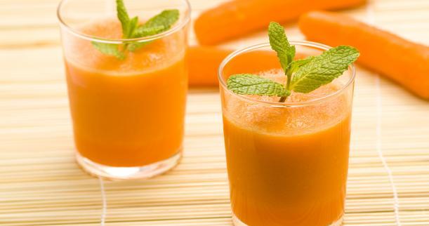 sok od sargarepe za zdravlje priprema i recept