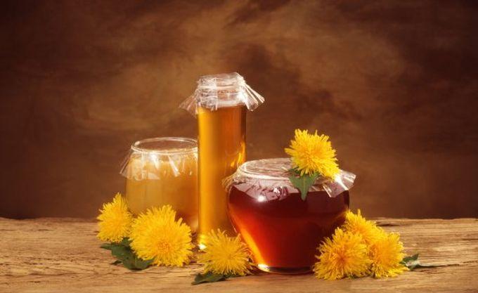 Med od maslacka kao lek i recept
