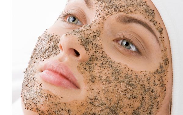 Prirodni piling za lice