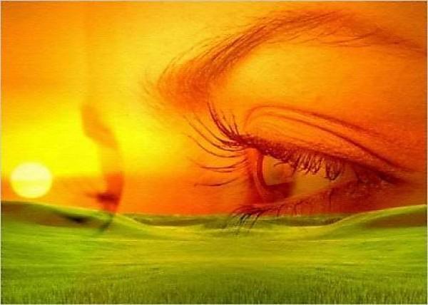 Solarna joga – gledanje u Sunce - Sungazing