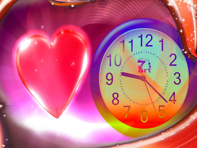 Ljubavni sati - znacenje sati i minuta