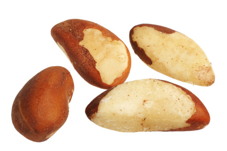 Brazilski orah - kalorije, nutritivna vrednost i lekovita svojstva
