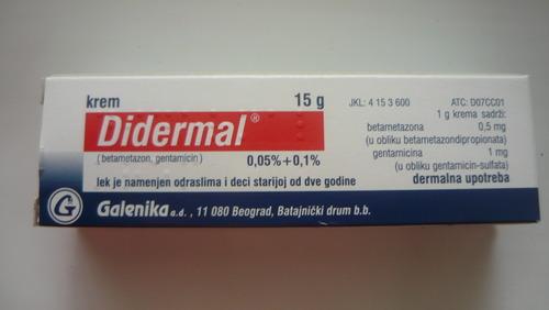 kortikosteroidne kreme za djecu