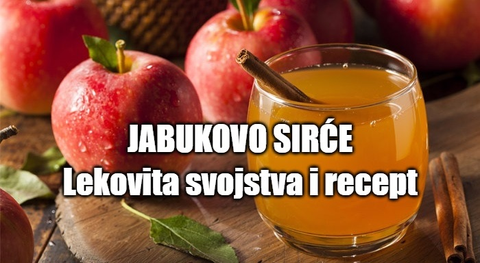 Jabukovo sirće - lekovitost, upotreba i recept