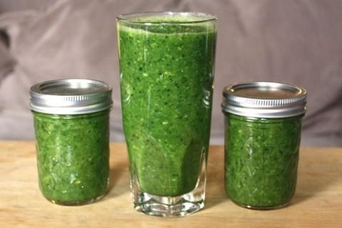 sok zeleni